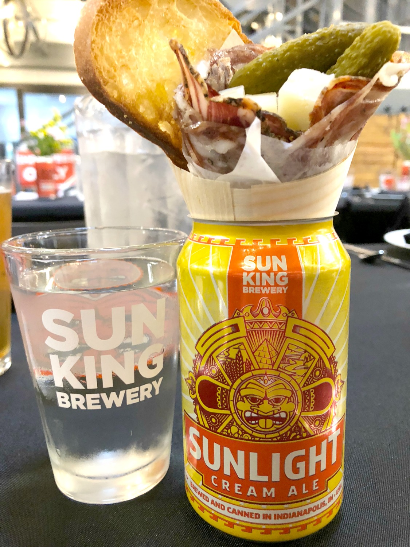 Sunlight cream ale