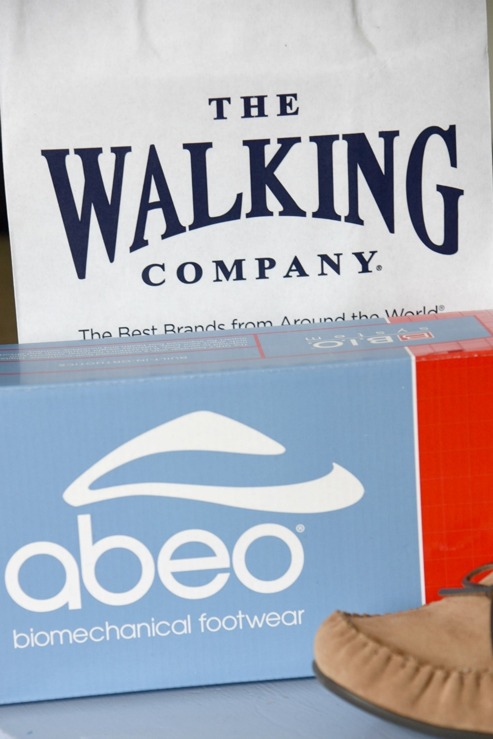 The Walking Company and ABEO