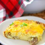 pot luck breakfast casserole
