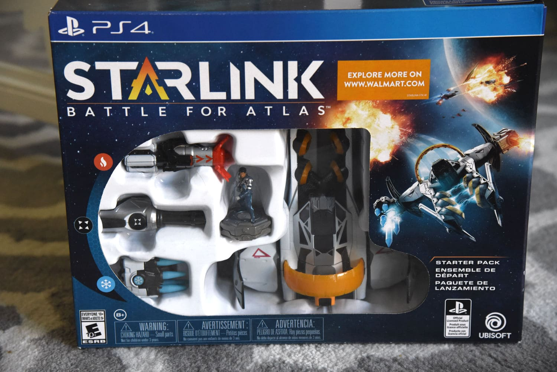 Atlas Starlink Game
