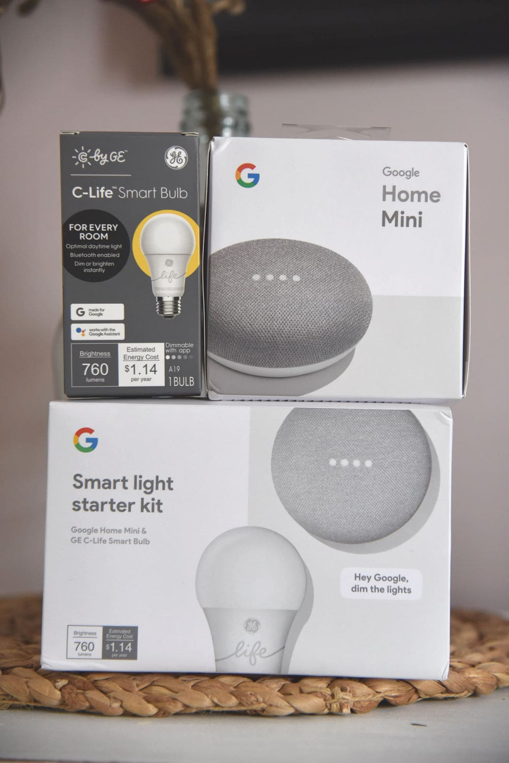 Google Smart Lights