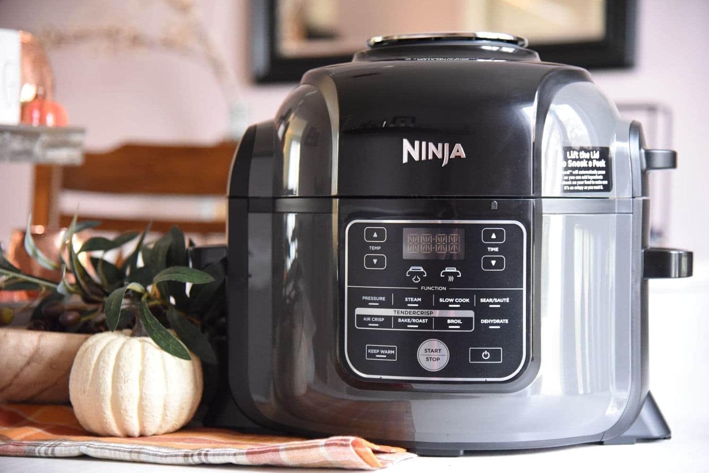 Ninja Foodie pressure cooker
