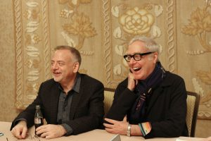 Songwriters Marc Shaiman & Scott Wittman