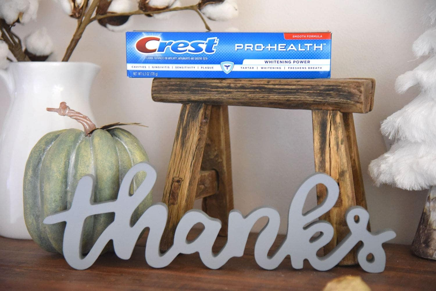 Thanksgiving Crest ProHealth