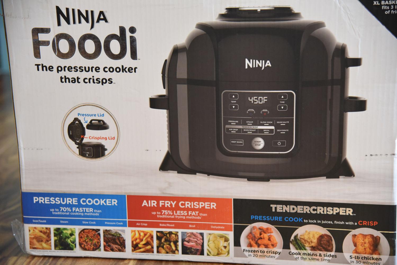 The Ninja foodi