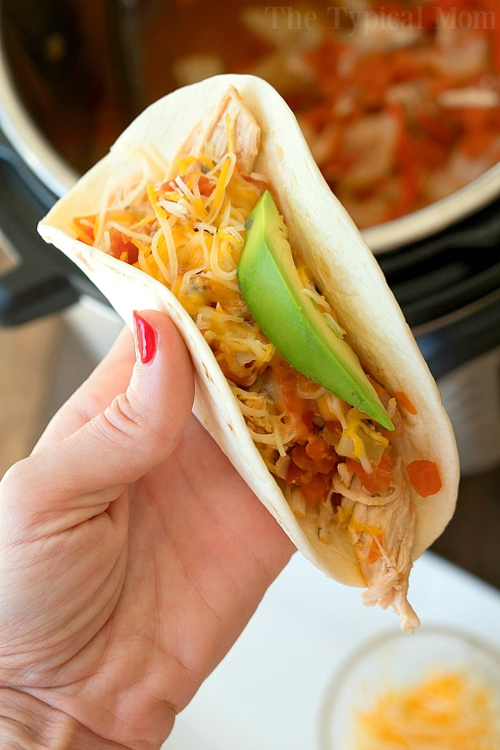 Taco Tuesday is a great time to try out your Best Instant Pot Dinner Ideas