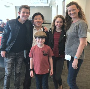 Coop and Cami Cast