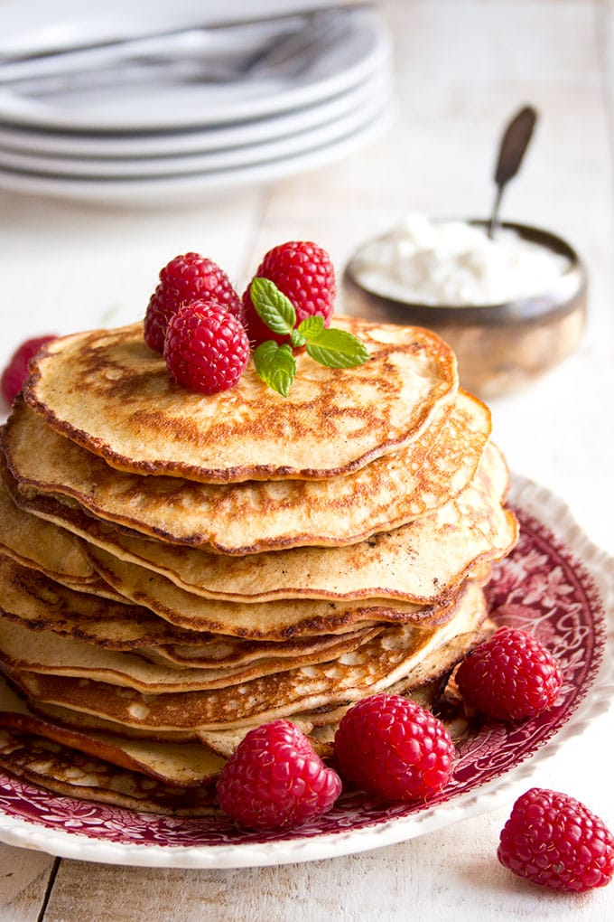 These Delicious Pancakes are one of my favorite Keto Breakfast Recipes