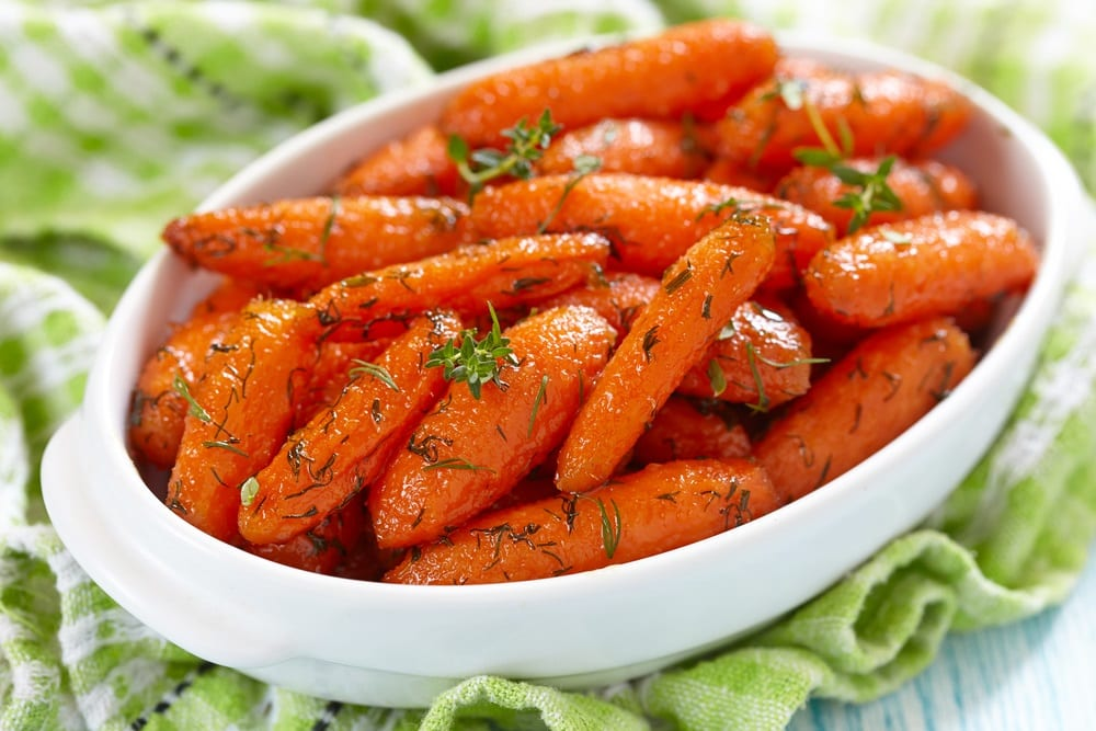 Even these yummy honey glazed carrots are a Kid Friendly Instant Pot Recipes