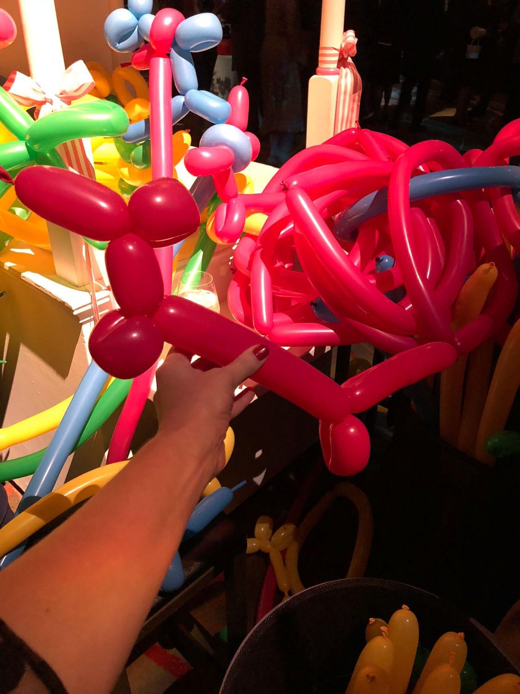 Making Balloons