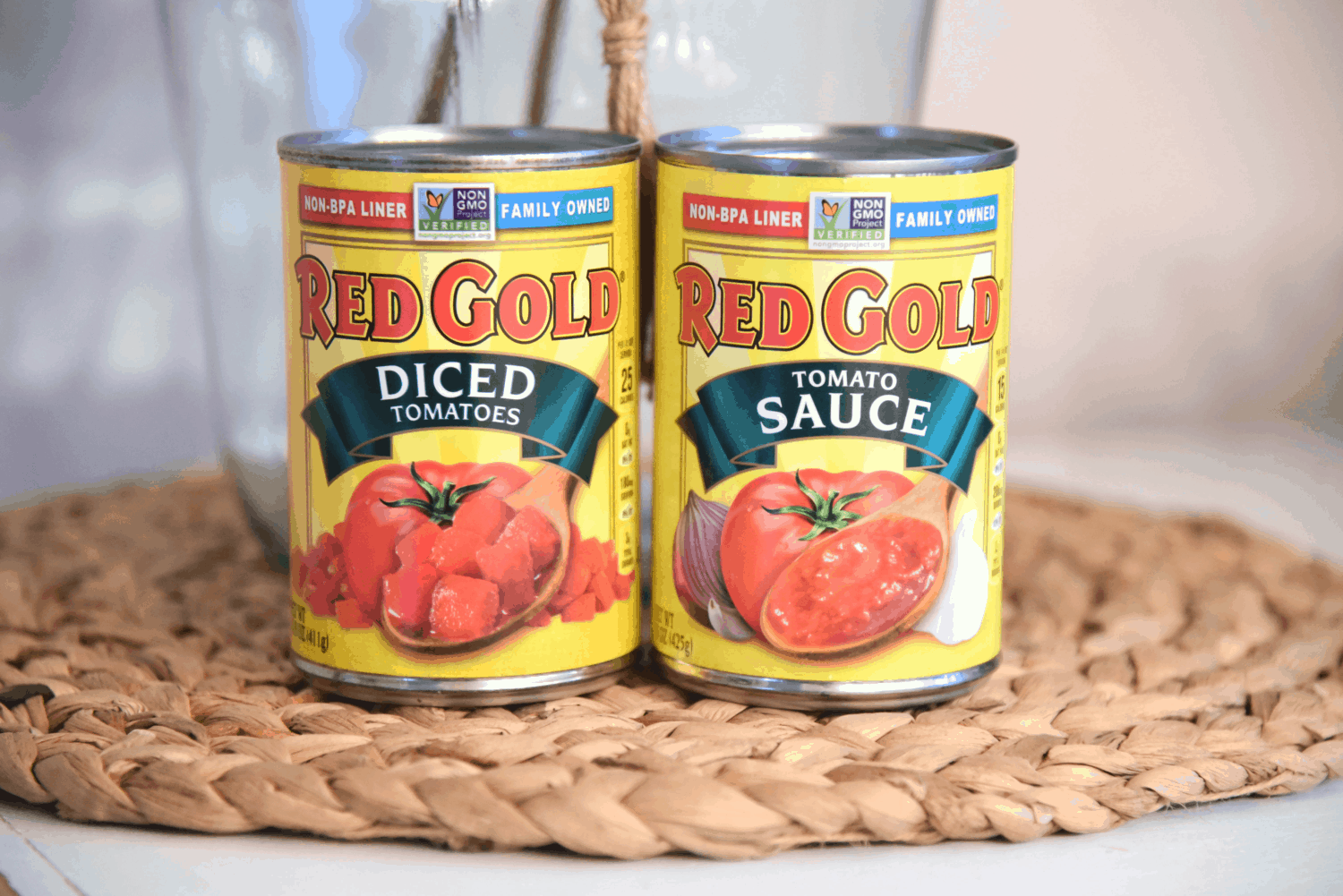Red Gold Products are perfect for this hungarian goulash recipe.