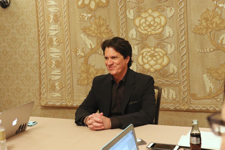 Rob Marshall Interview