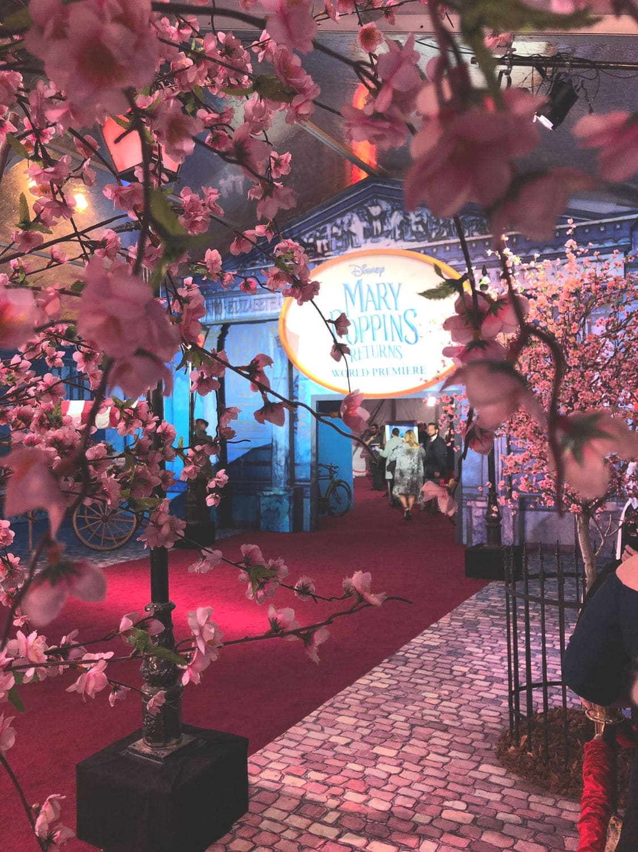 World premiere mary poppins