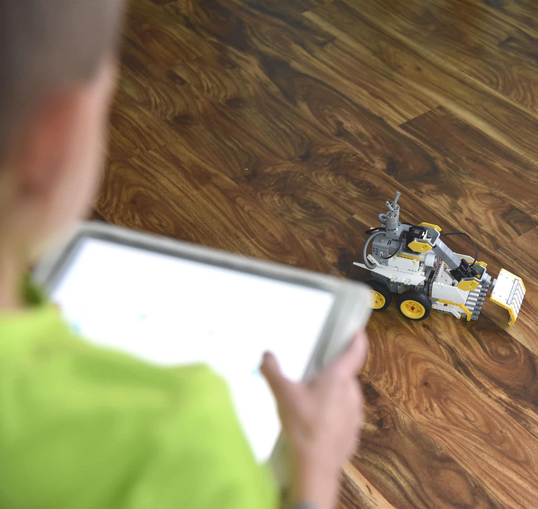 coding the jimu robot