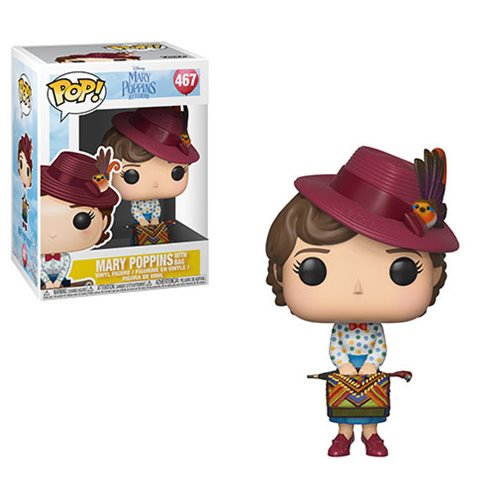 Mary Poppins Funko
