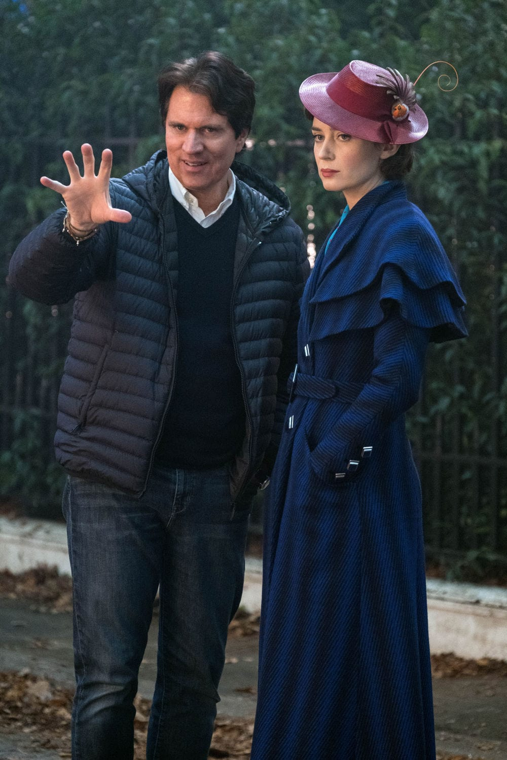 rob marshall and emily blunt