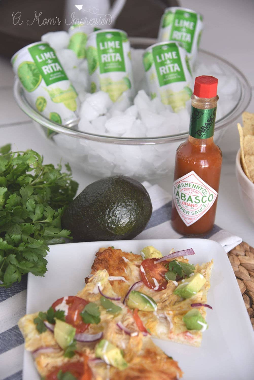Avocados Tabasco RITA