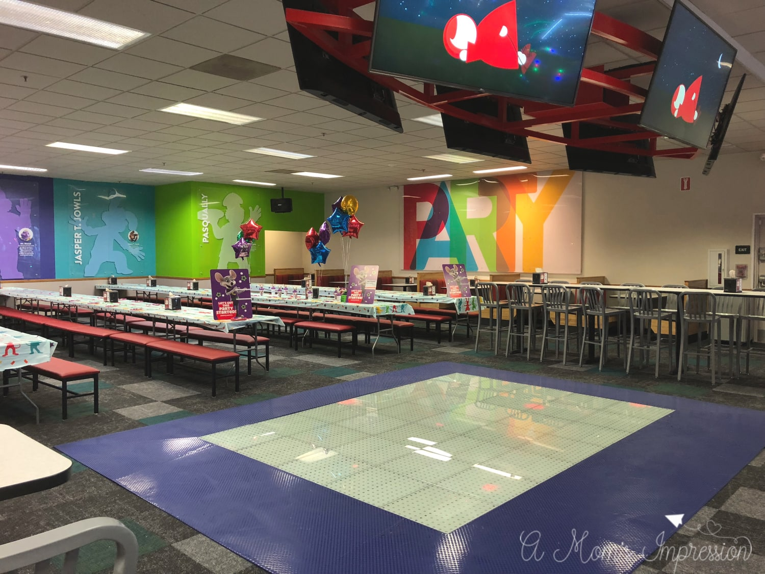 Chuck E Cheeses Reopening