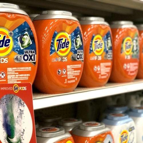 Tide Ultra OXI at Target
