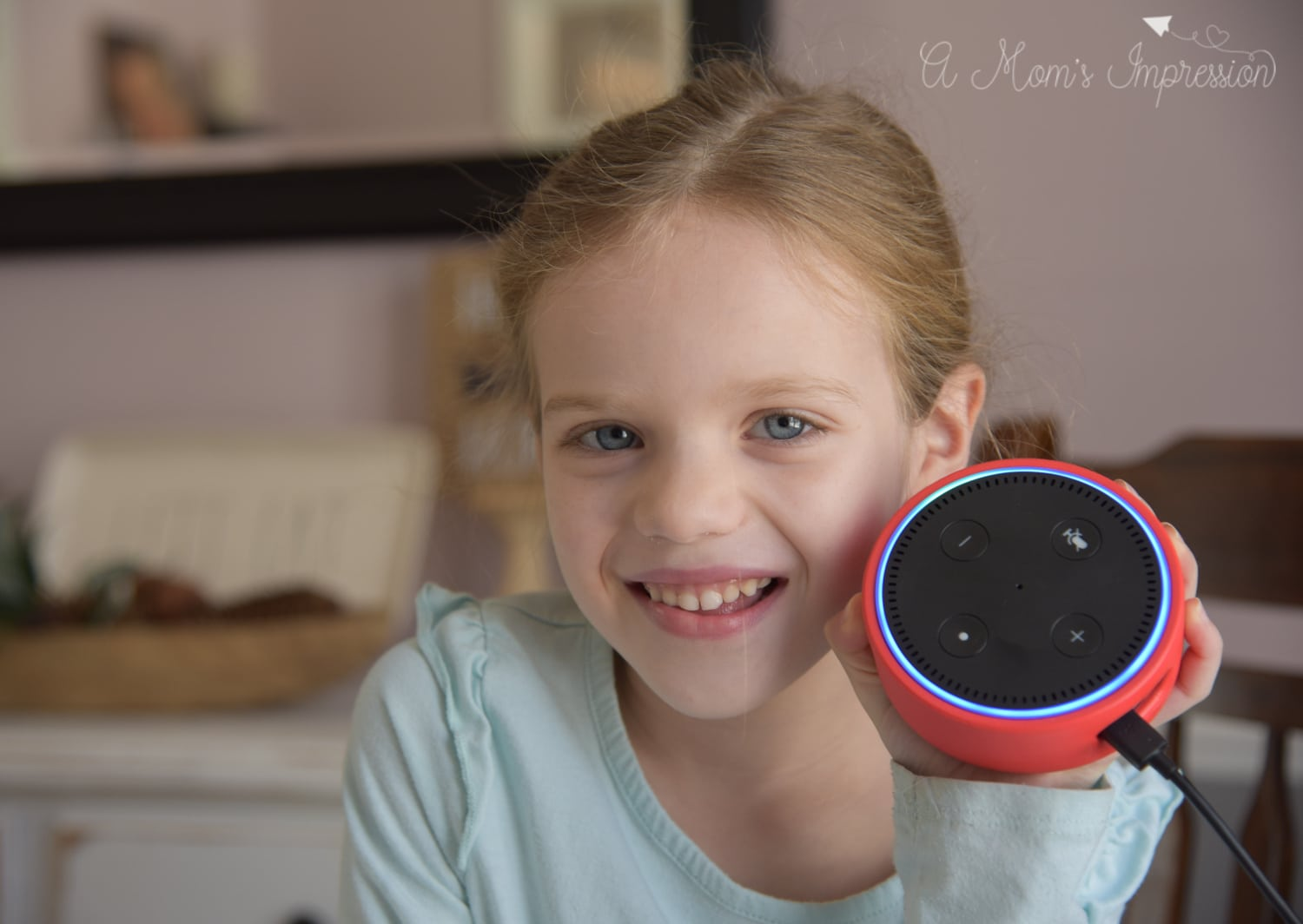 amazon echo kids edition is perfect for the whole family