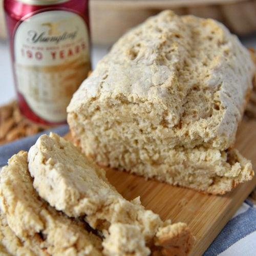 Easy Honey Beer Bread Recipe