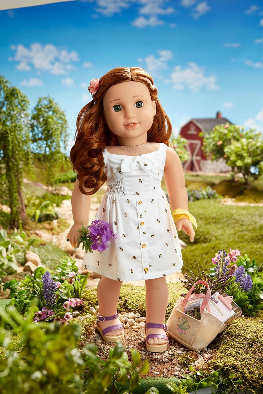 Blaire Wilson 2019 American Girl Doll of the Year