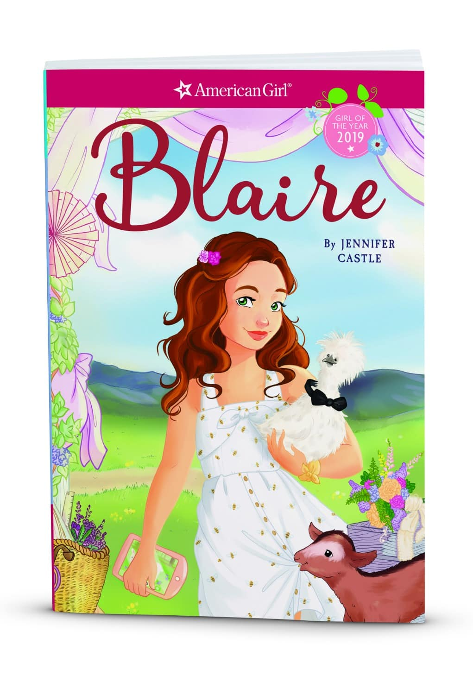 Blaire Wilson Book