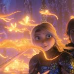 How to Train Your Dragon Astrid and Hiccup