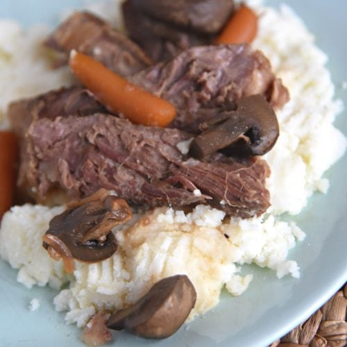 crockpot potroast
