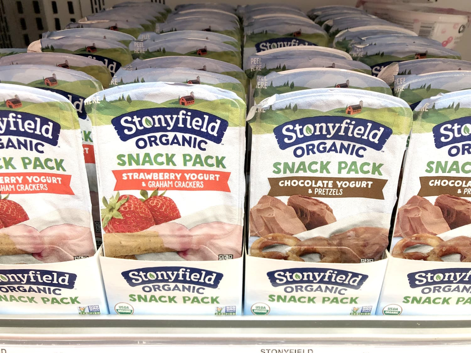 stonyfield at store