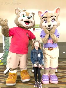 Character Experiences at Great Wolf Lodge