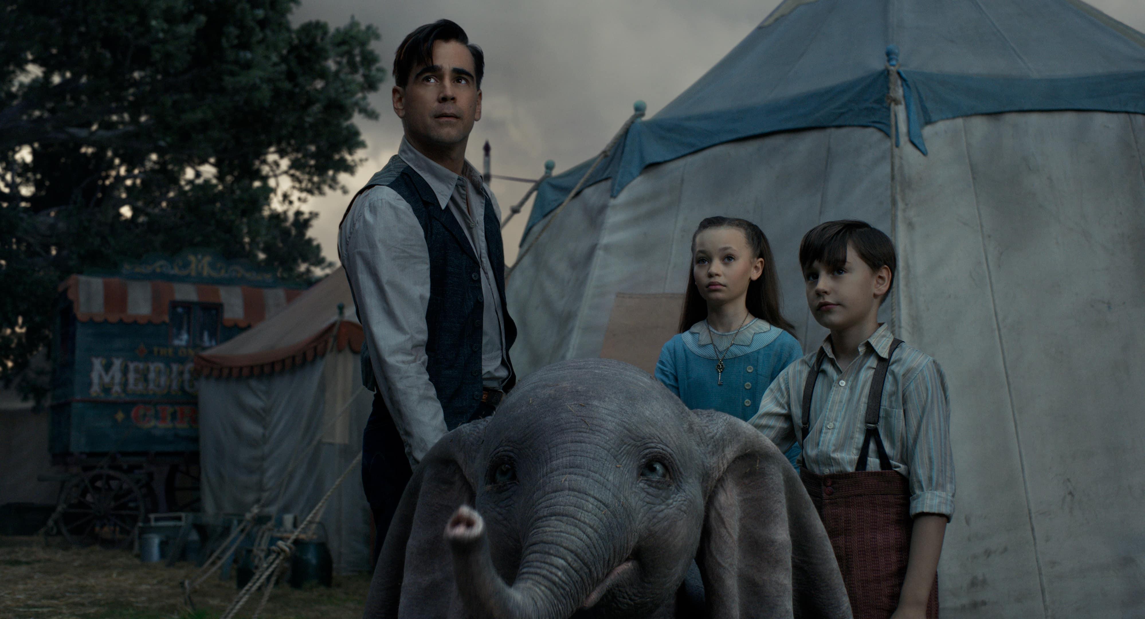 Dumbo Actors