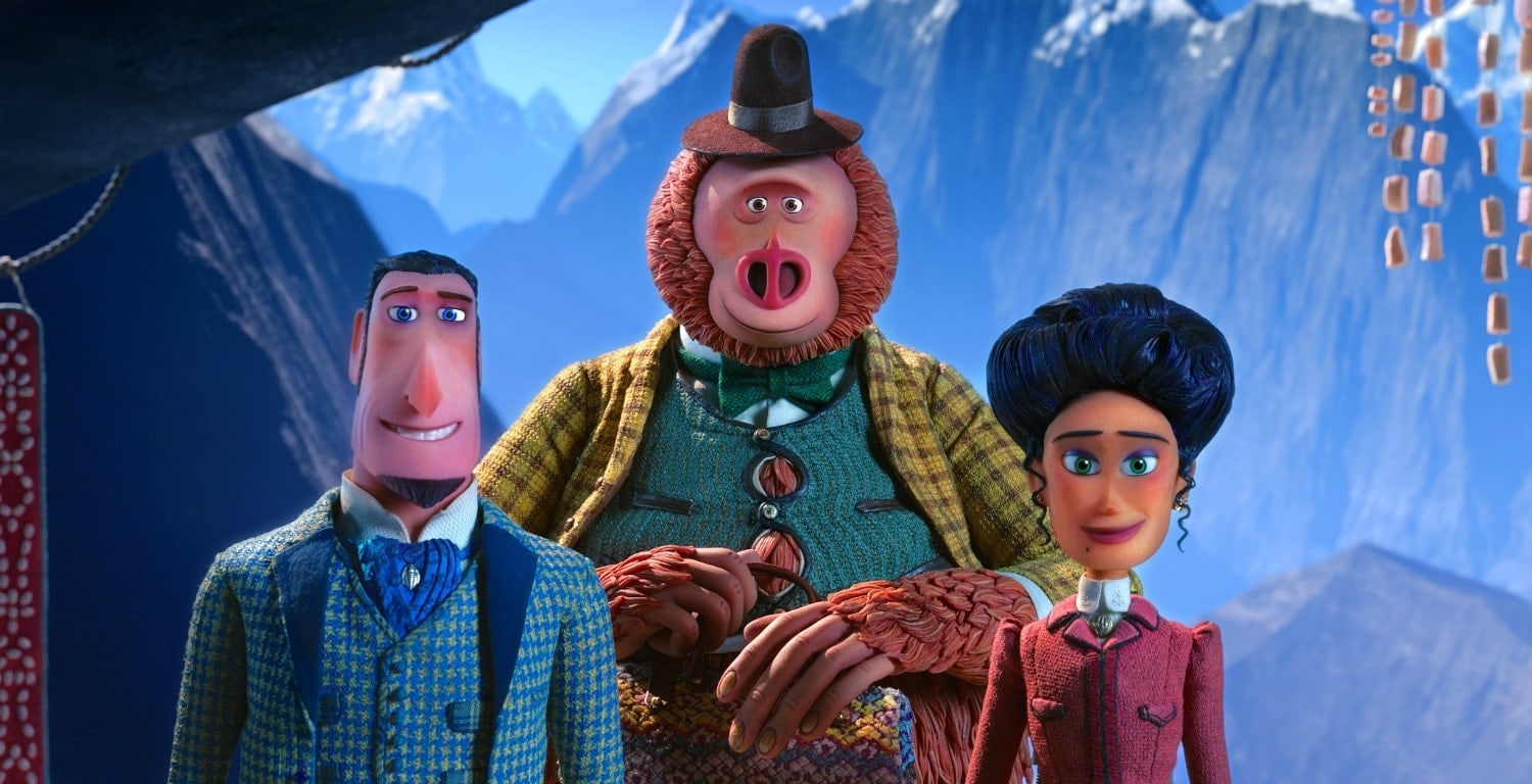 MissingLink Main Characters