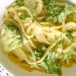 ranch pasta with broccoli