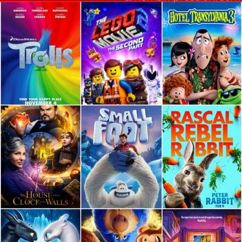 2019 amc summer movie camp
