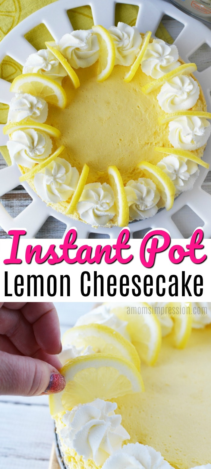 IP Lemon Cheesecake Pin