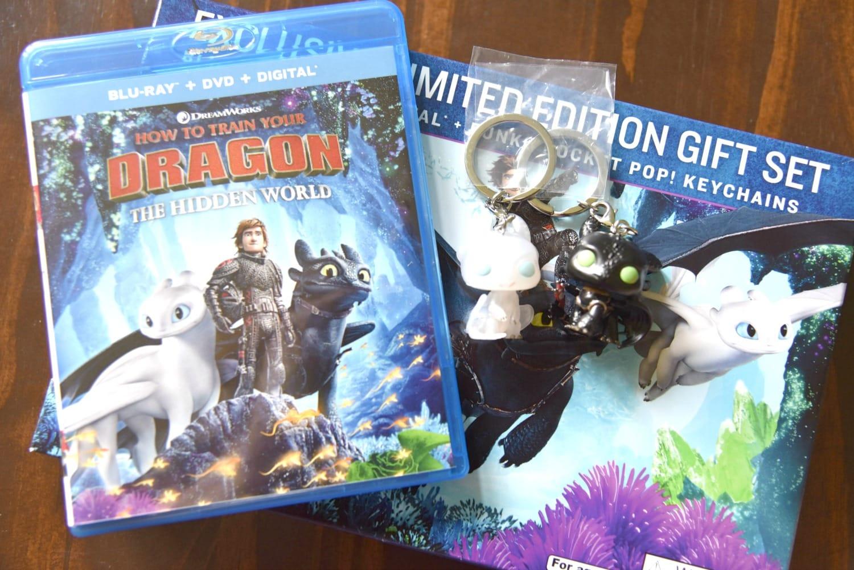 Httyd dvd editon DVD