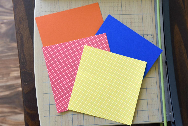 paper for diy corner bookmarks