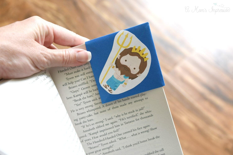 poseidon bookmark