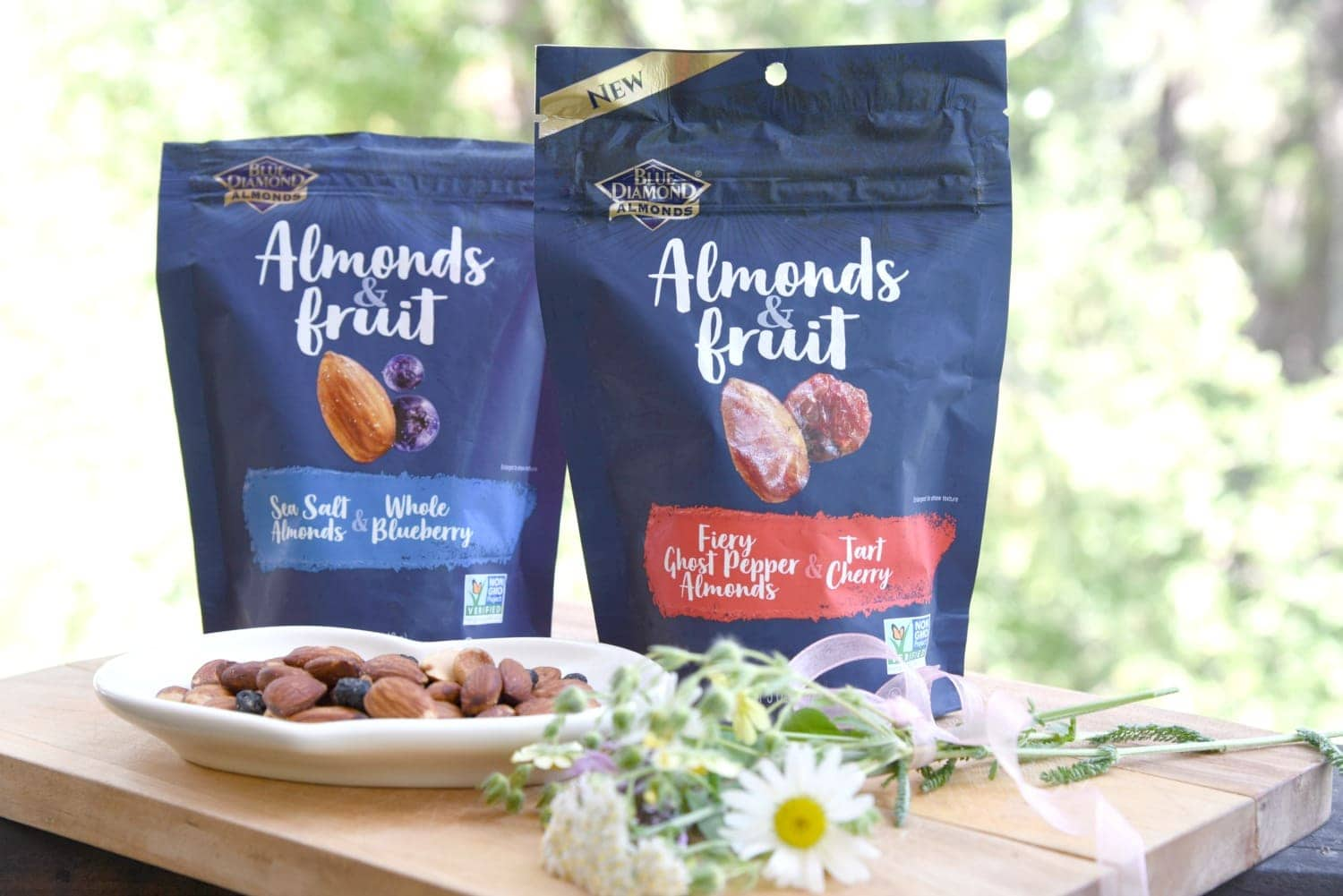 Almonds and Fruit