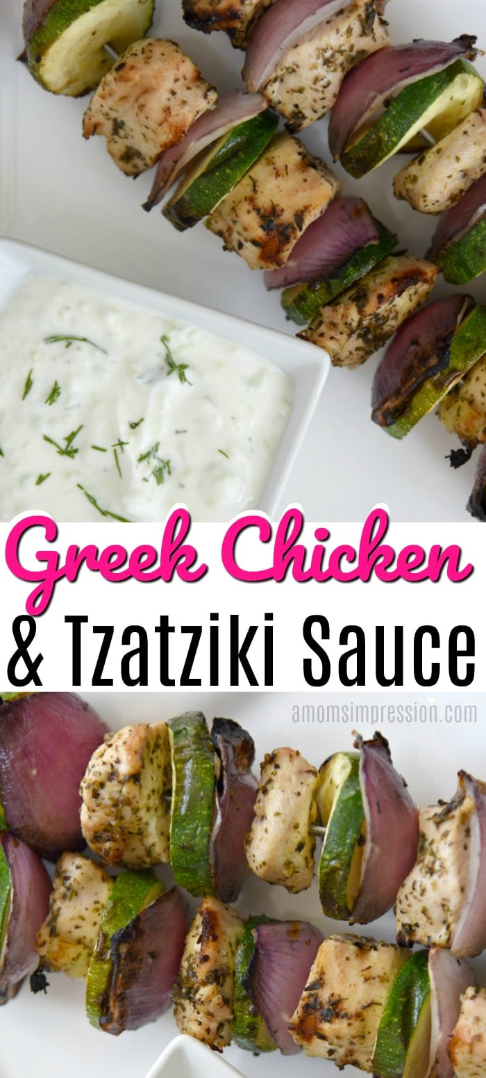 Greek Chicken Pin