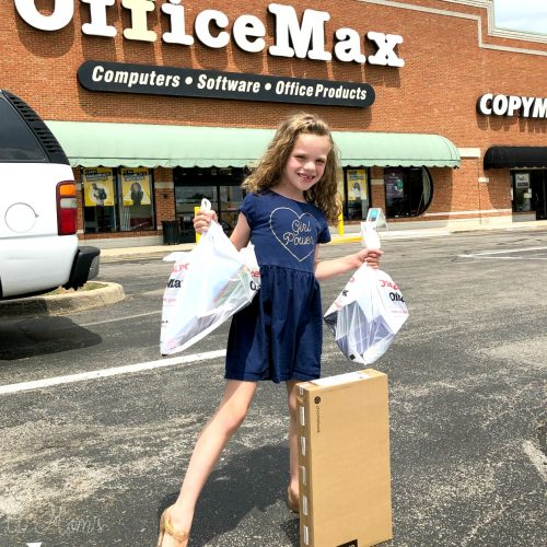 OfficeMax store