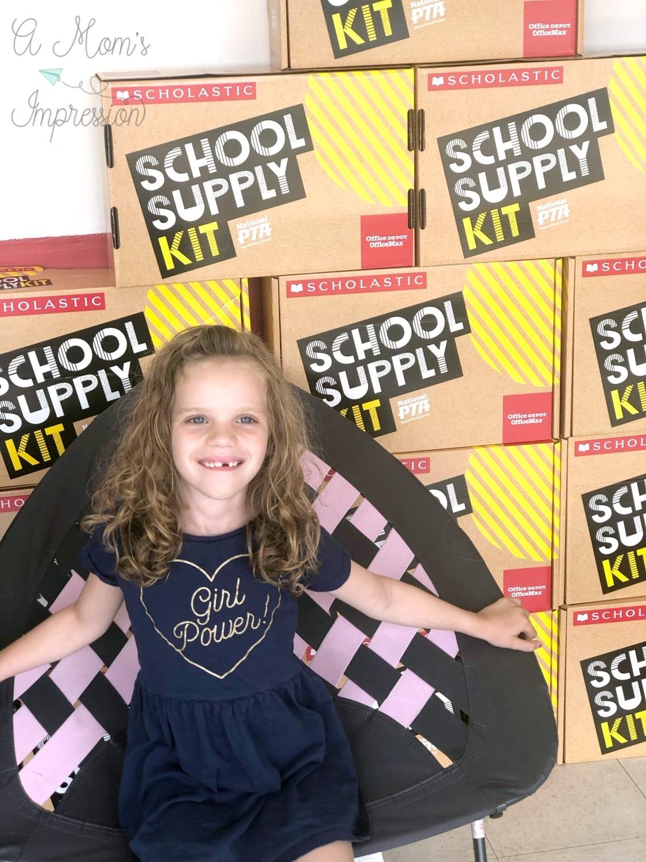 school supply kits