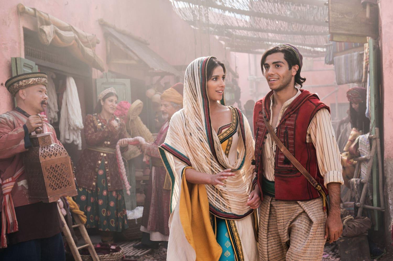 Jasmine and Aladdin Live Action(1)