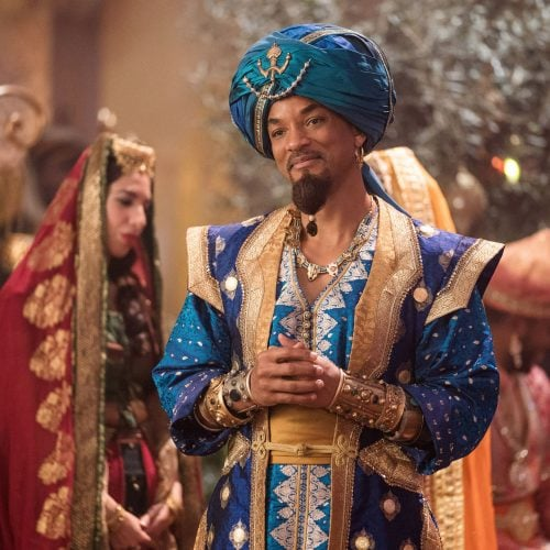 Will Smith as the Genie