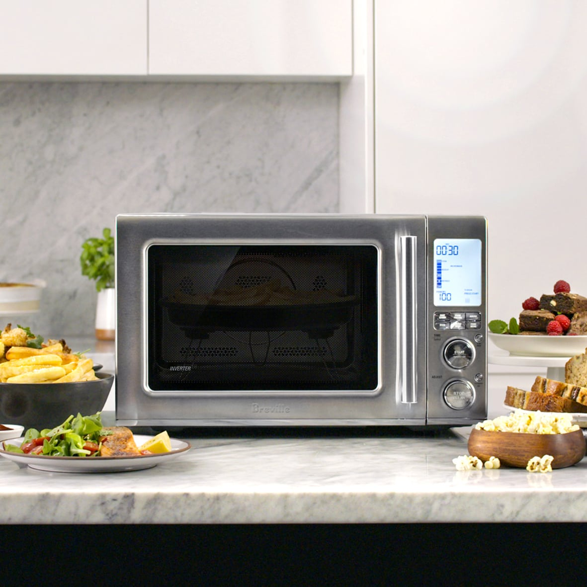 Breville Combi Wave microwave