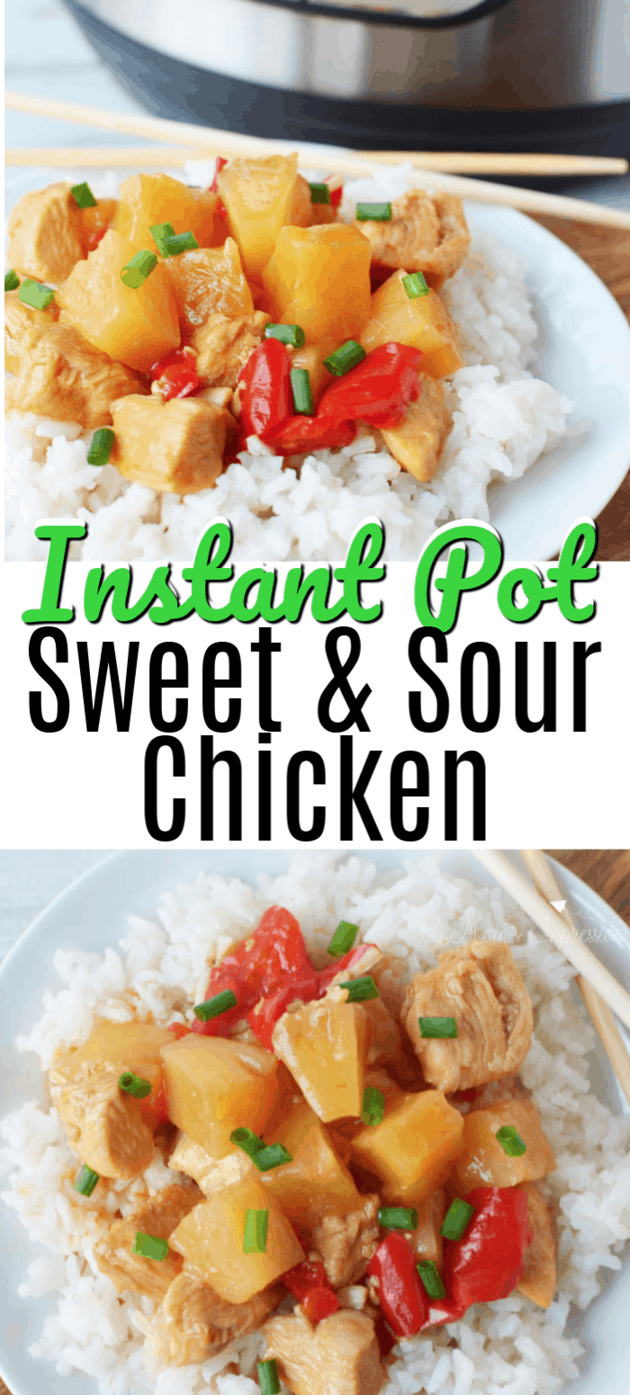 sweet and sour chicken pin