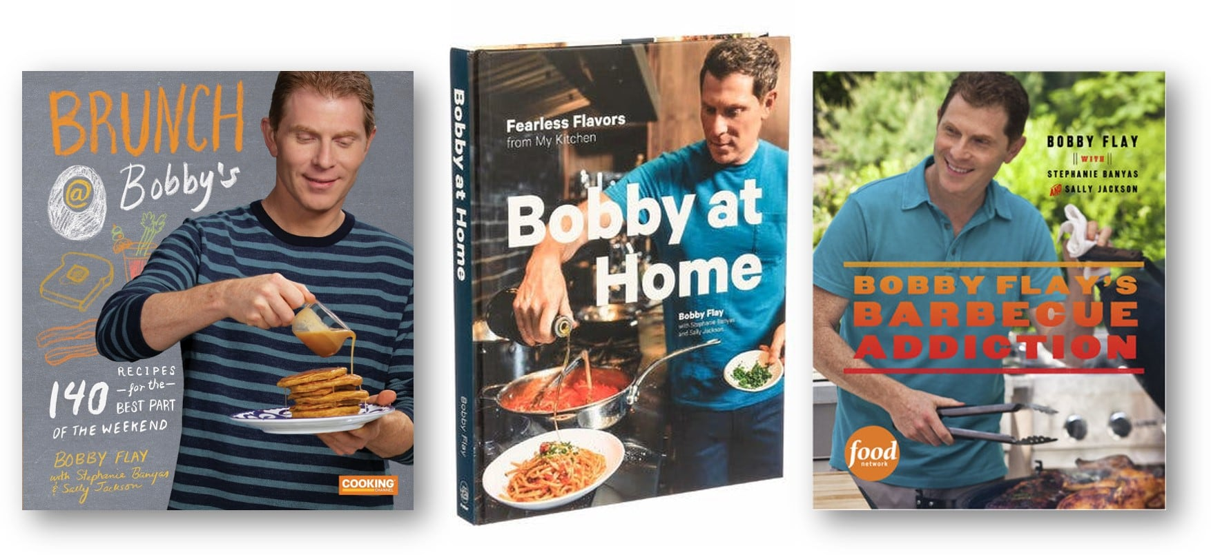 BobbyatHome_CookbookCollection