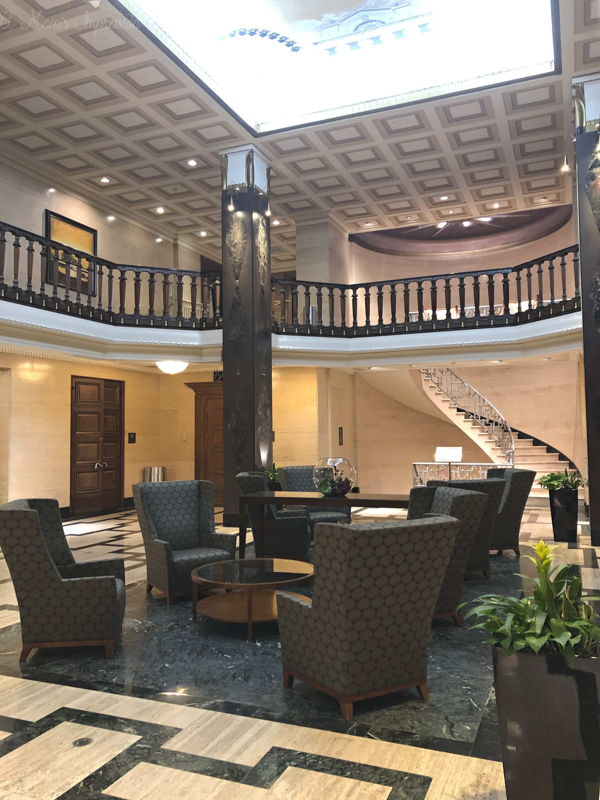 Chase Park Plaza St. Louis Lobby
