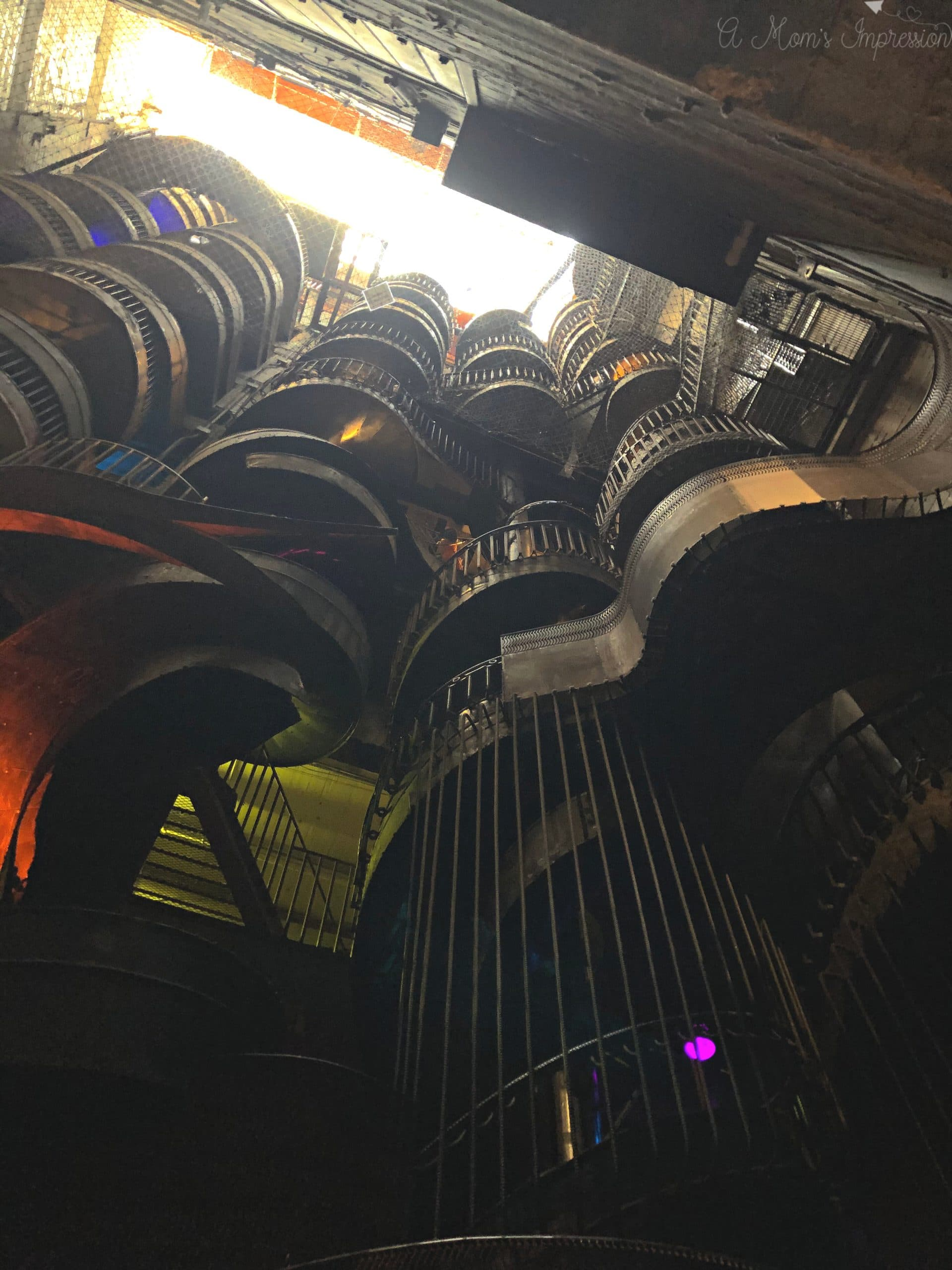 City Museum St. Louis Slide